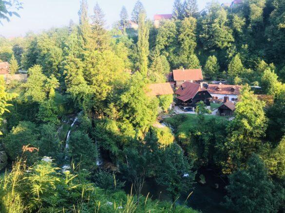 Slunj Water Mill