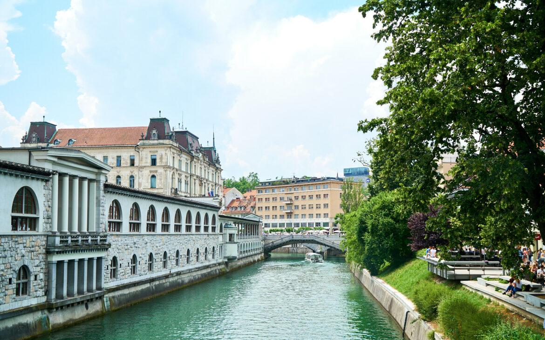 Lubljana River